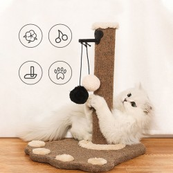 Cat Tree Cat Scratching Board Cat Scratching Post Vertical Non-Dandruff And Wear-Resistant Cat Climbing Frame