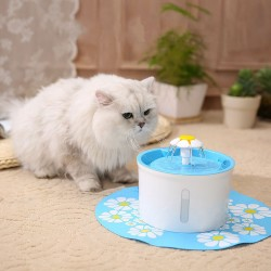 Automatic Cat Water Fountain Dog Water Dispenser for Cats, Dogs, Multiple Pets