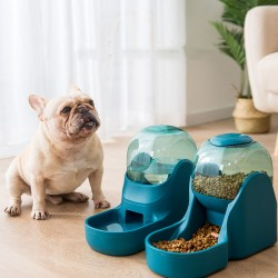 Dog And Cat drinking fountain pet automatic feeder