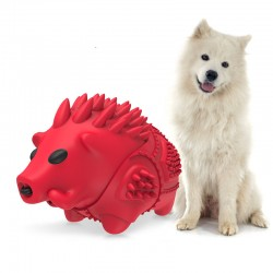 Wild boar vocal dog toy rubber dog molar stick dog toothbrush supplies