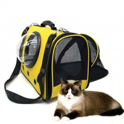 Foldable Space Capsule Cat Bag Pet Bag Portable Spacious And Breathable
