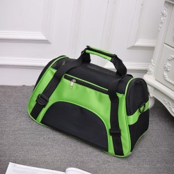 Soft-Sided Pet Travel Carrier for Dogs and Cats