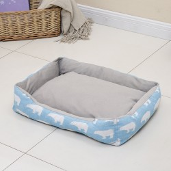 Pet Bed Kennel Four Seasons Removable And Washable Pet Mat